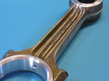 Connecting Rod with HASEGAWA logo