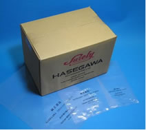 """Packing Style of """"HASEGAWA"""" Genuine Spare Parts"""